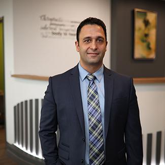 Dr. Afshin Karimi