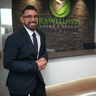 Dr. Joshua Alvarado