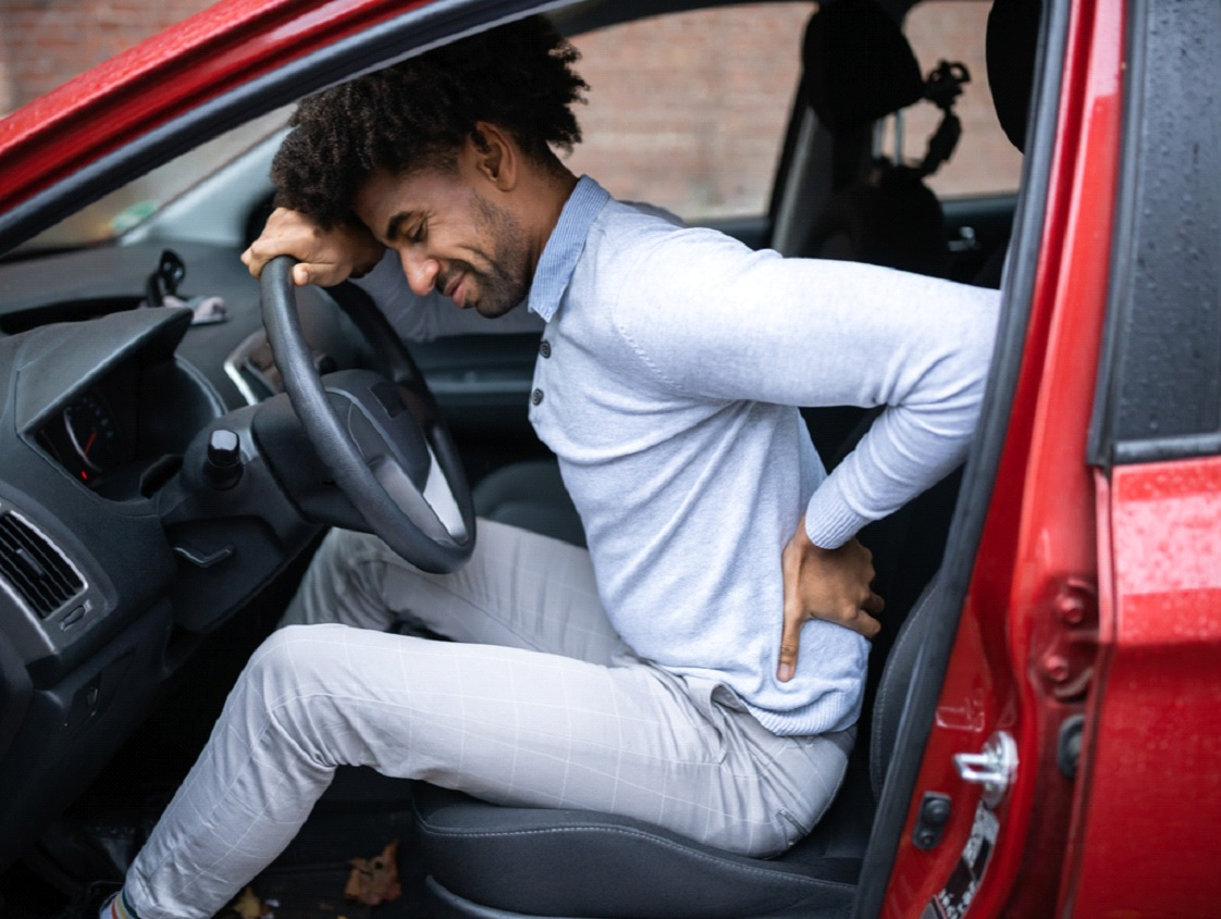 Back Pain & Motor Vehicle Accidents