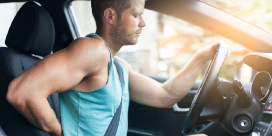 Delayed Back Pain After A Car Accident