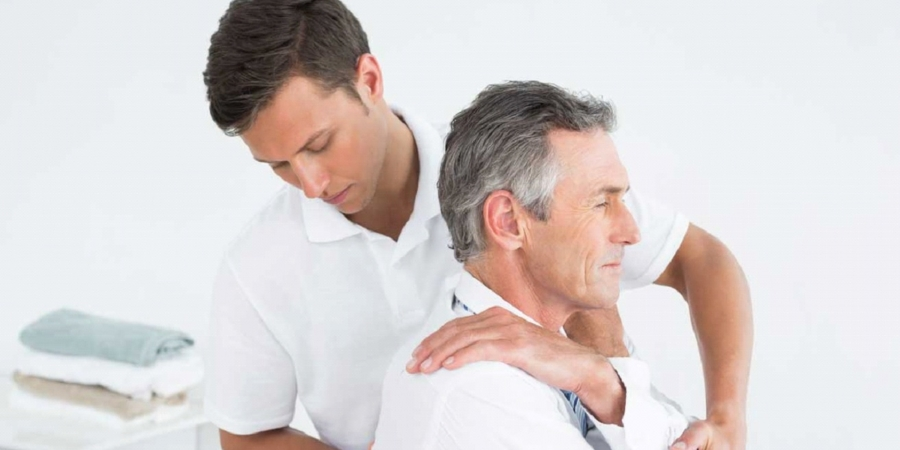 Upper Back Pain After A Car Accident