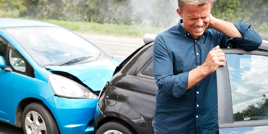 Delayed Neck Pain After A Car Accident
