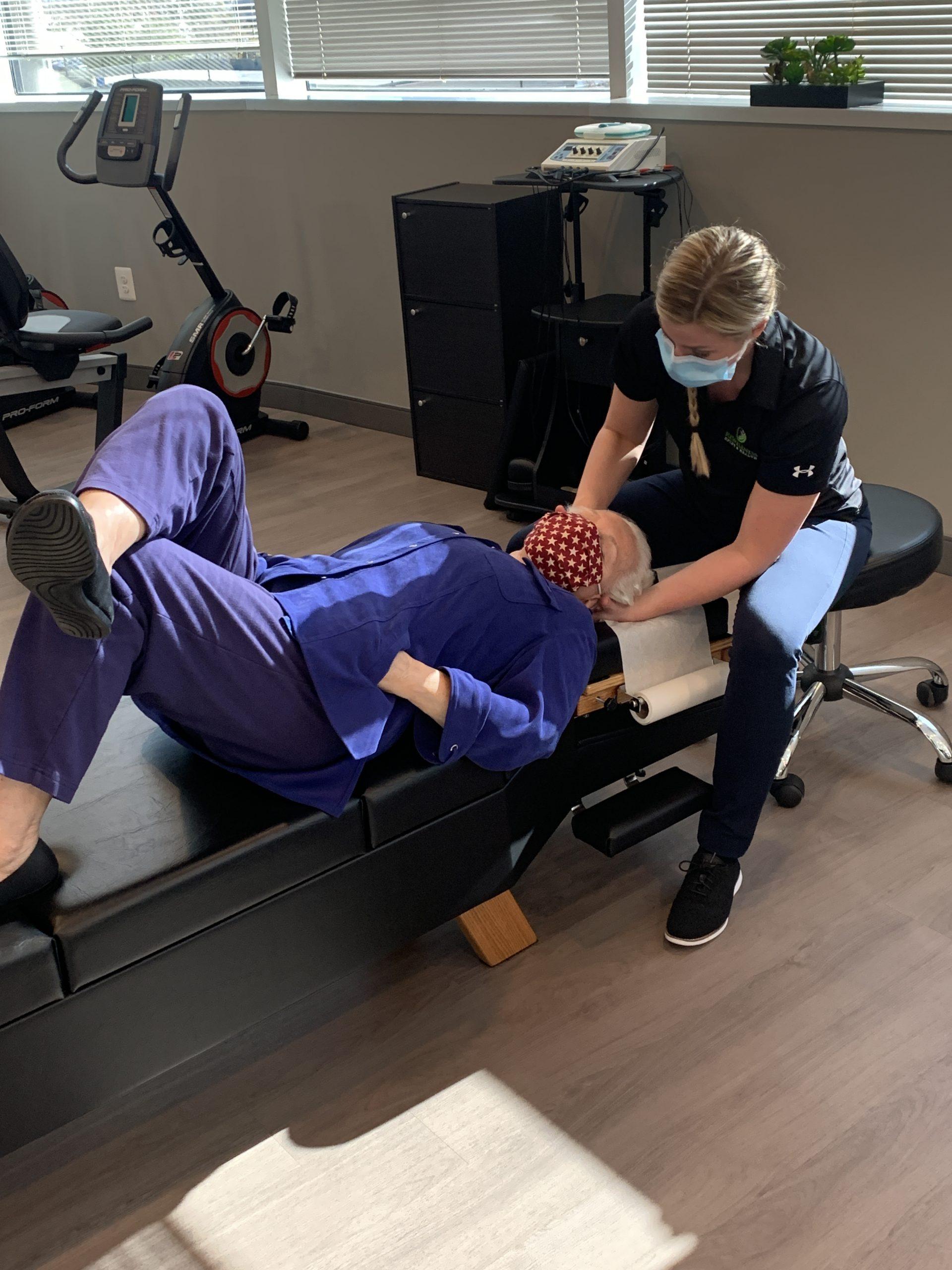 Chiropractic Adjustment in Alexandria, VA - Full Body